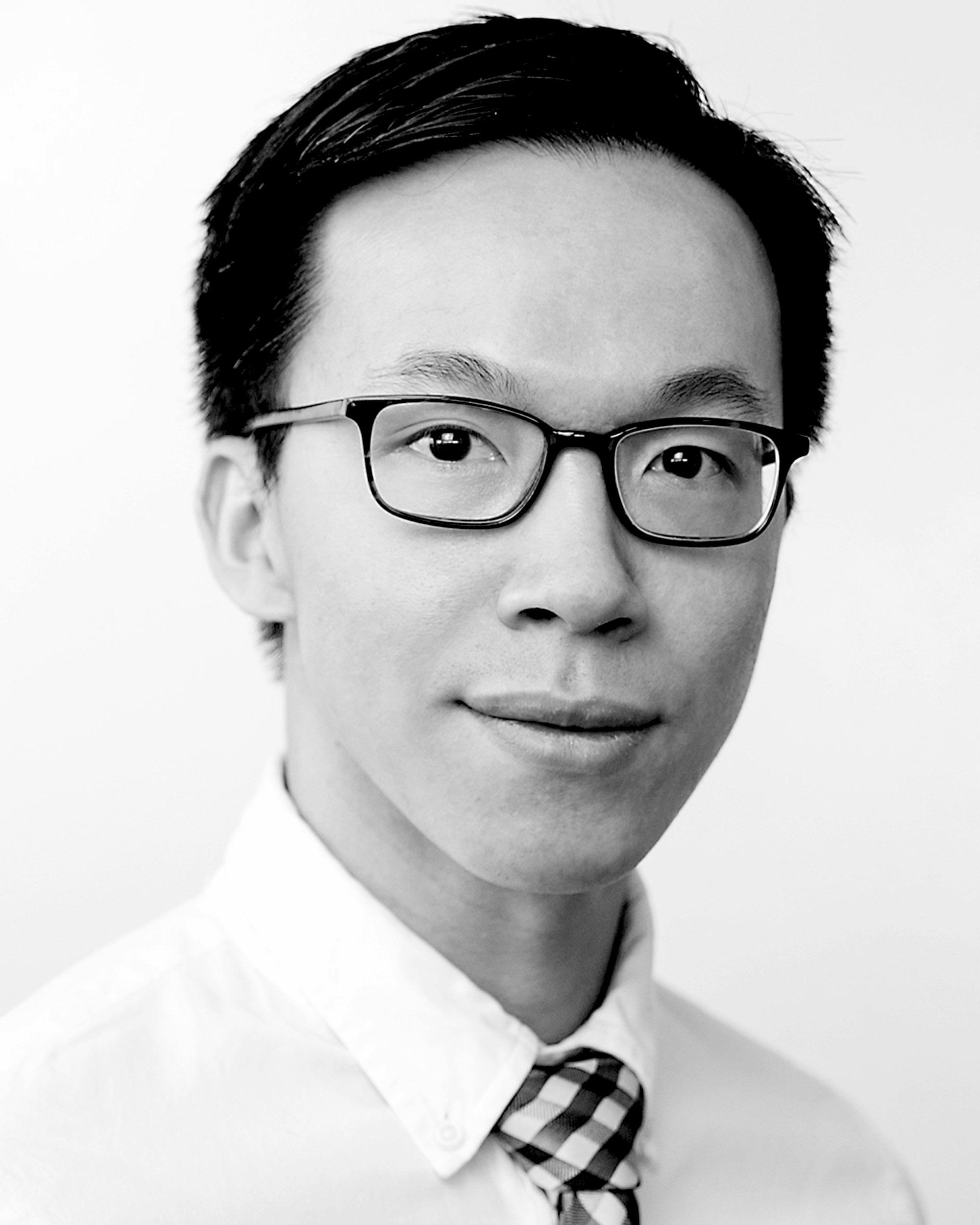 Headshot of David Duong