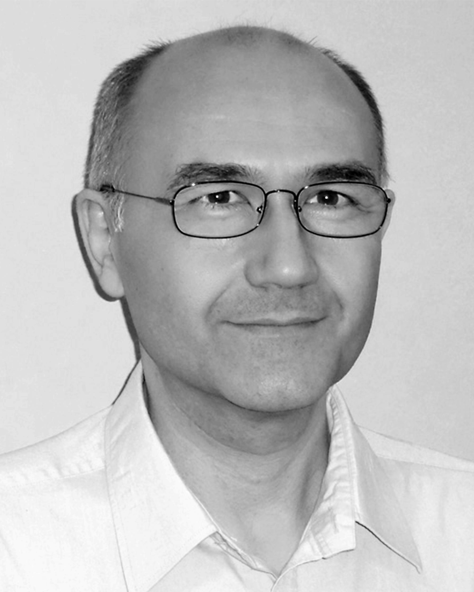 Headshot of Liviu Birjega