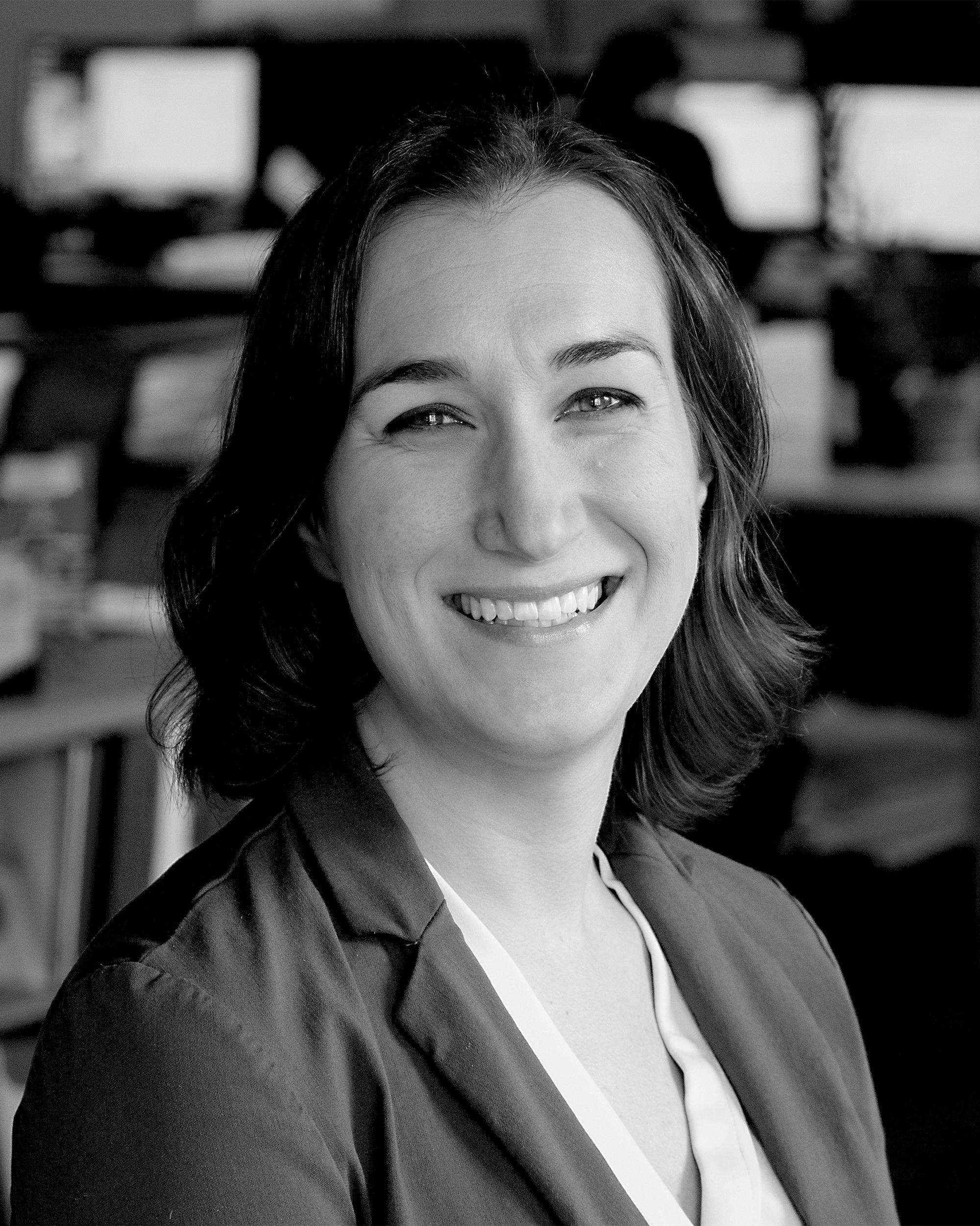 Headshot of Rebecca Stuecker
