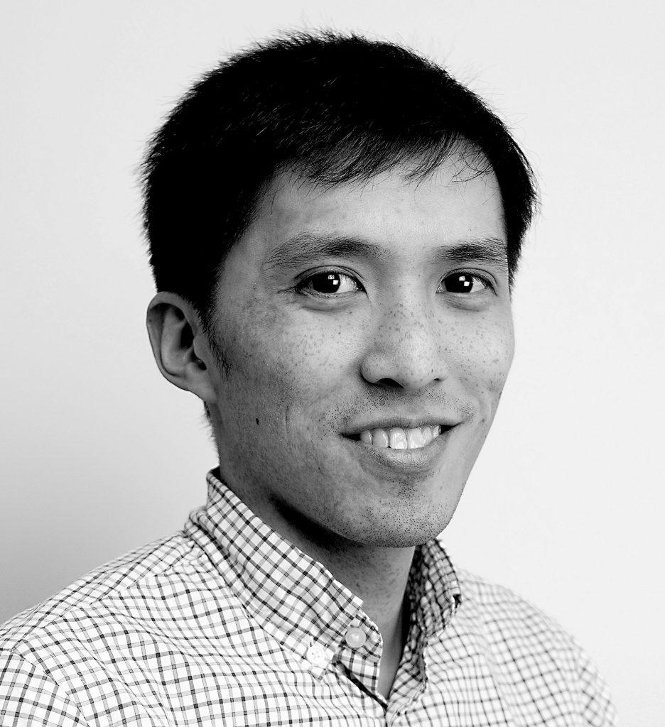 Headshot of Michael Lee