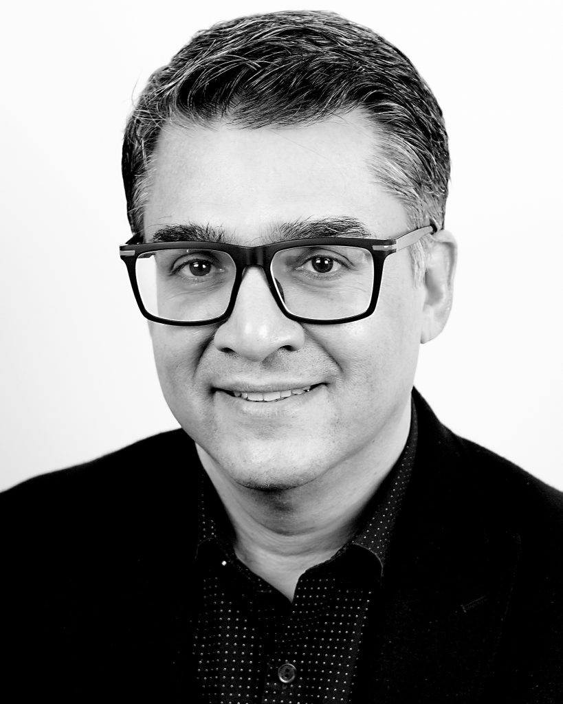 Headshot of Mansoor Kazerouni