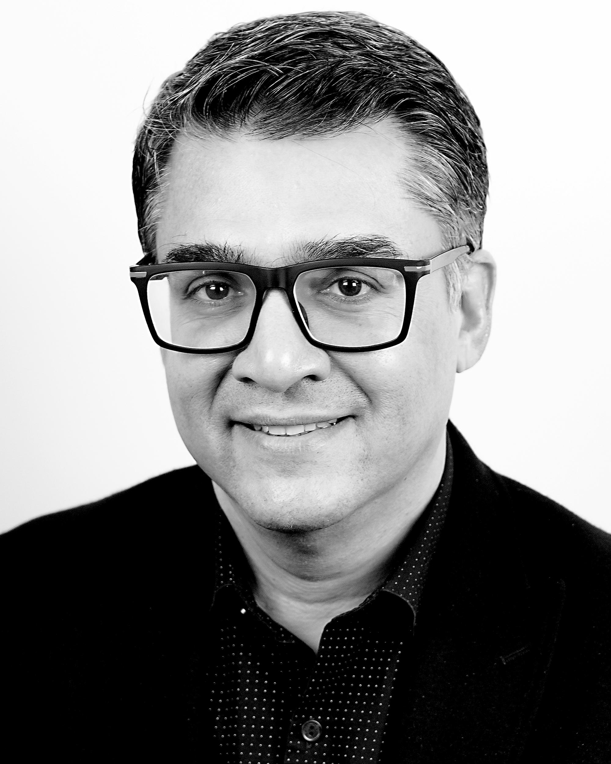 Headshot of Mansoor Kazerouni