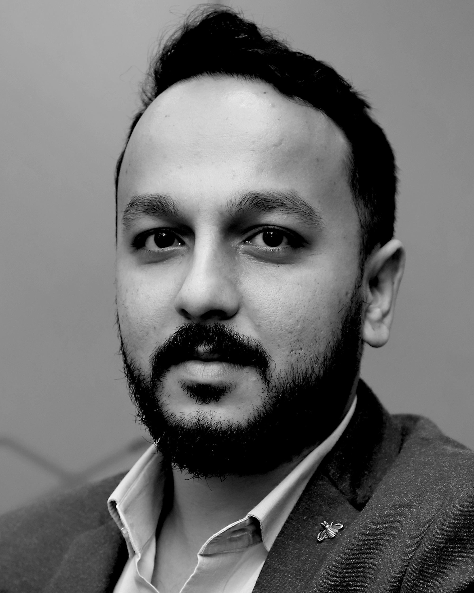 Headshot of Aadish Nargunde