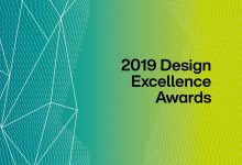 2019 Design Excellence Awards Banner
