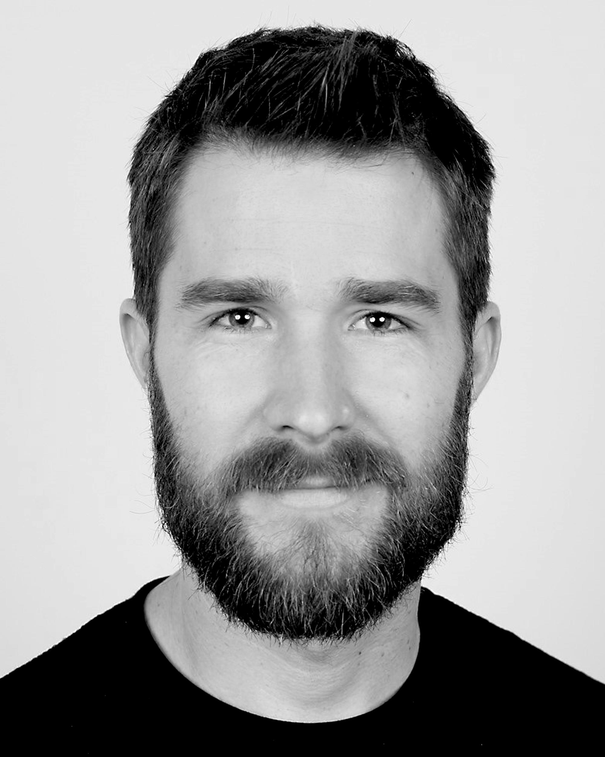 Headshot of Tim O'Brien