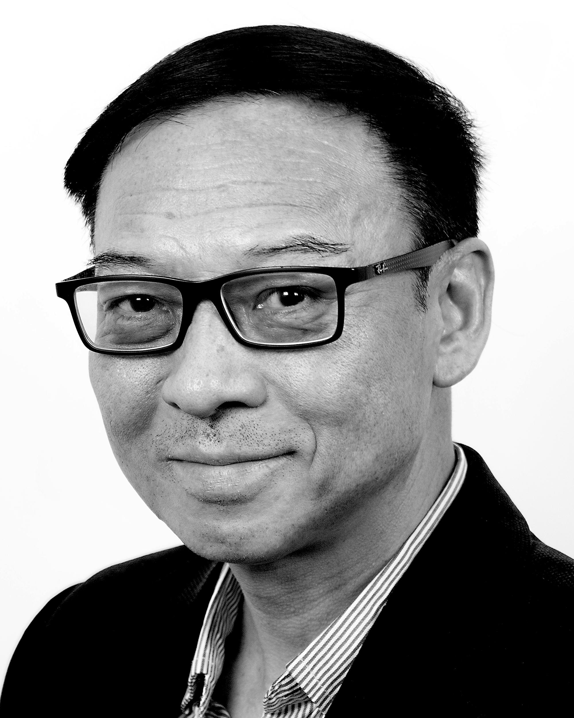 Headshot of Jerry Xu
