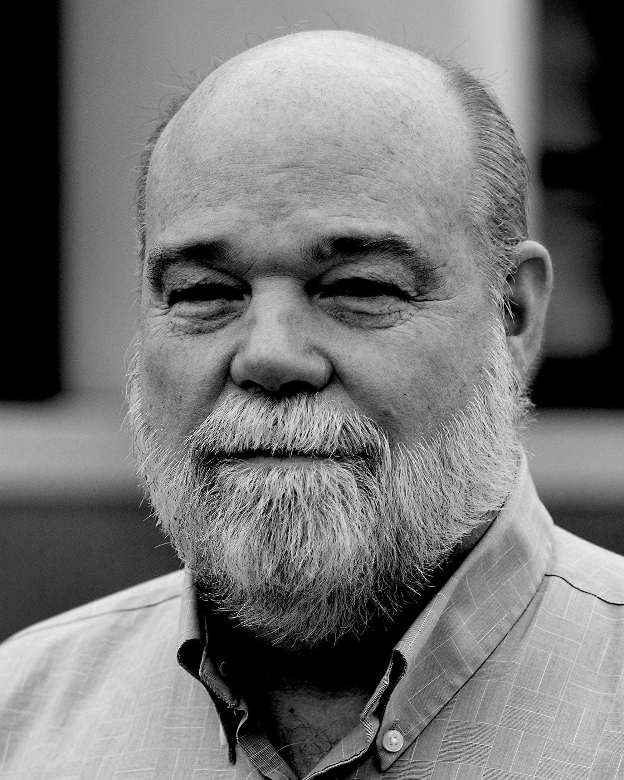 Headshot of Joseph Clark