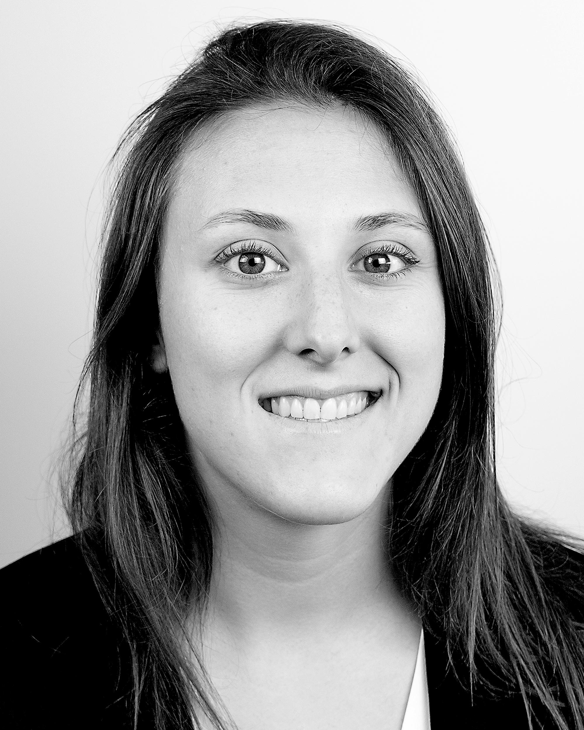 Headshot of Rachel Vesz