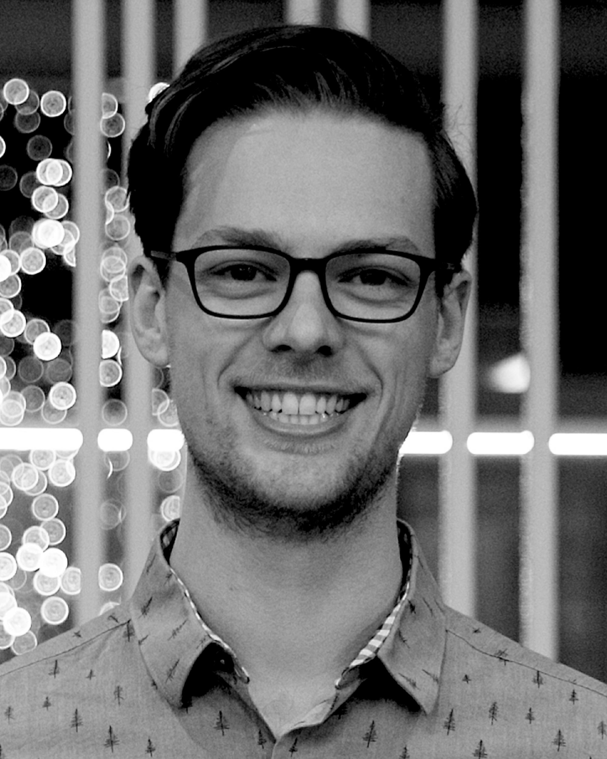 Headshot of Jacob Malleau