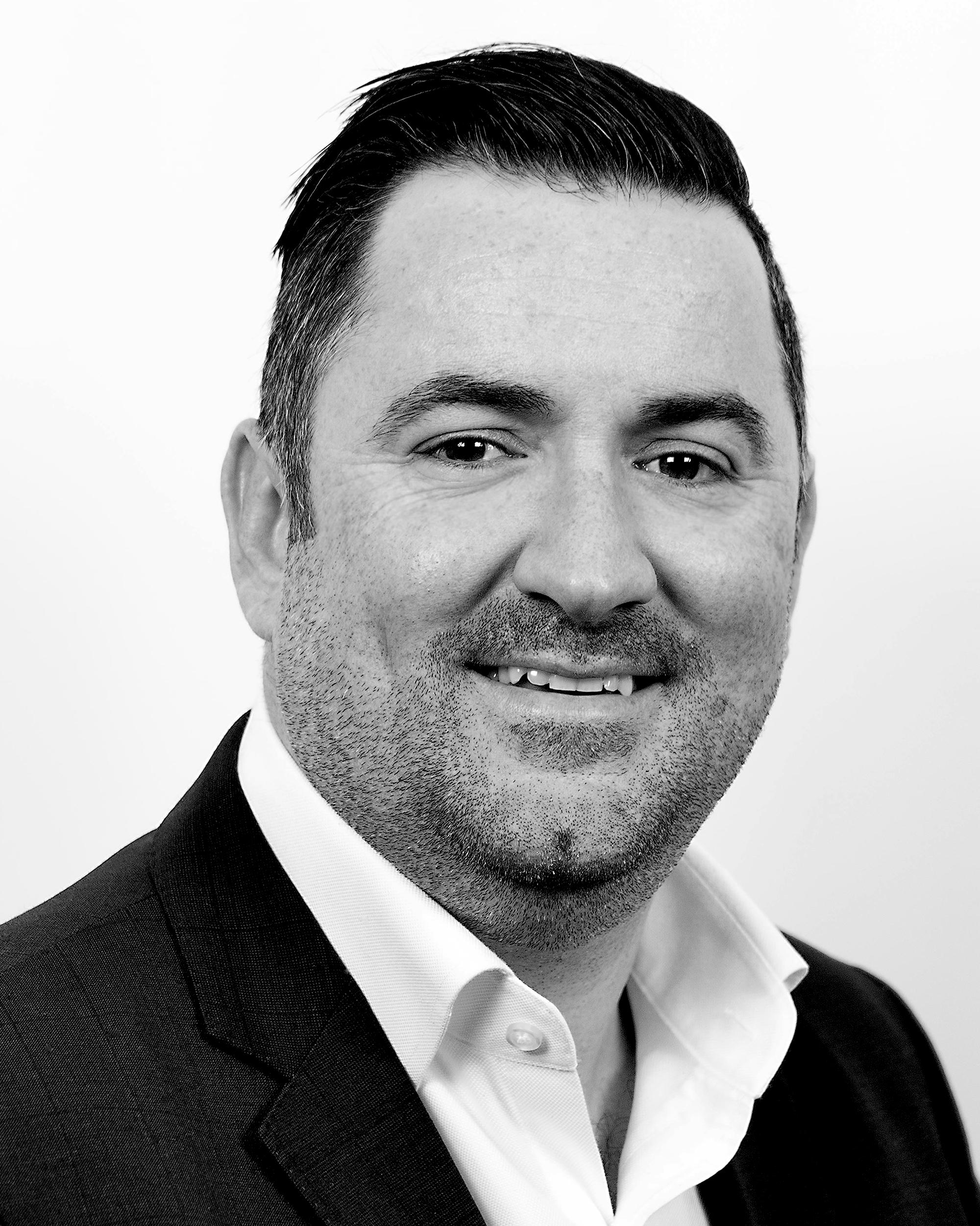 Headshot of David O'Gorman