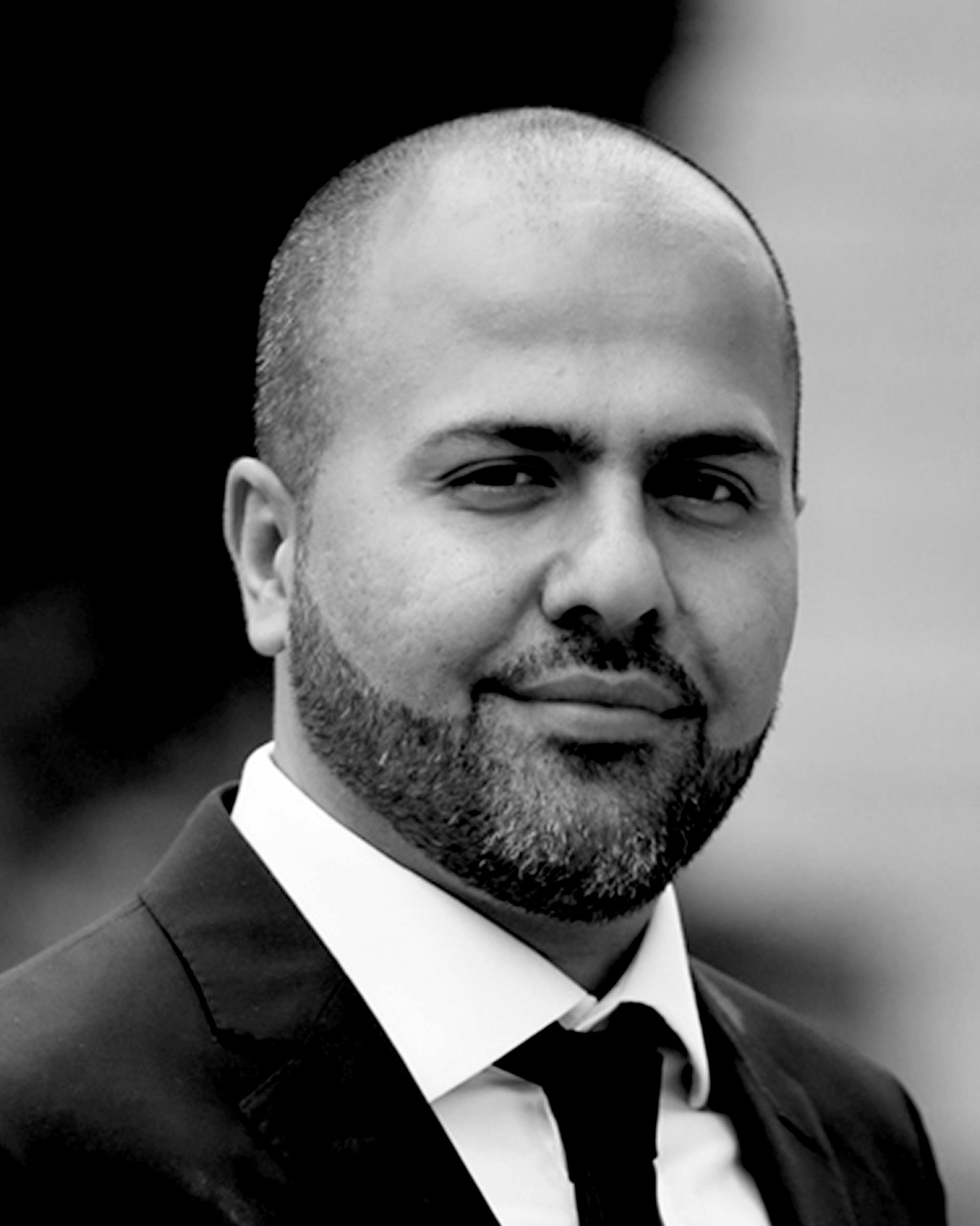 Headshot of Hassan Ktaech