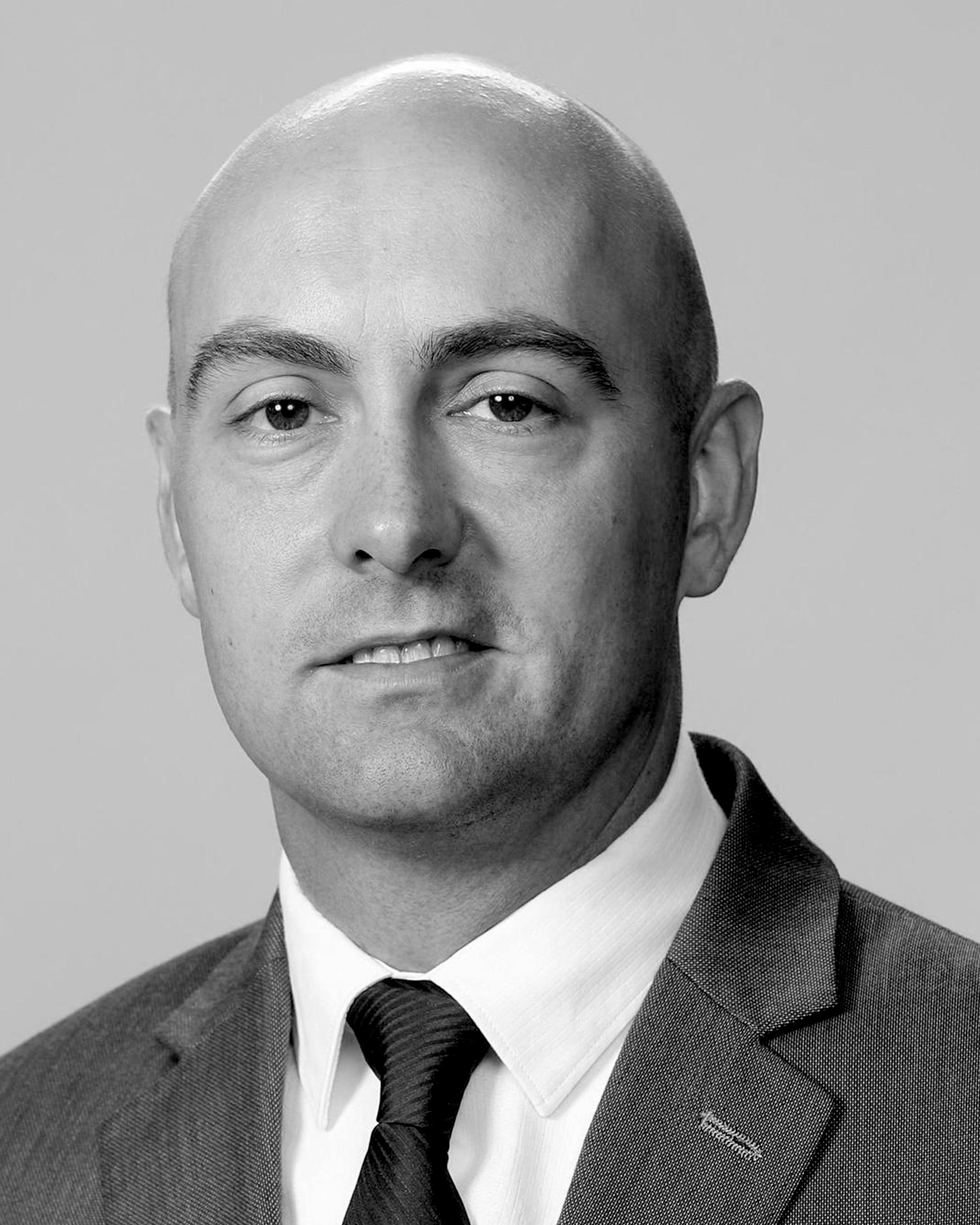 Headshot of David Buchanan