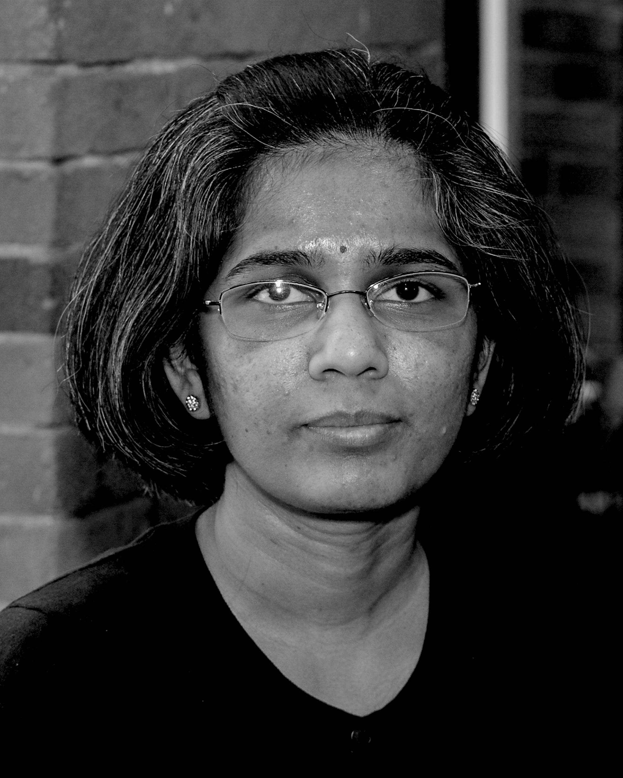 Headshot of Padmabala Venugopal