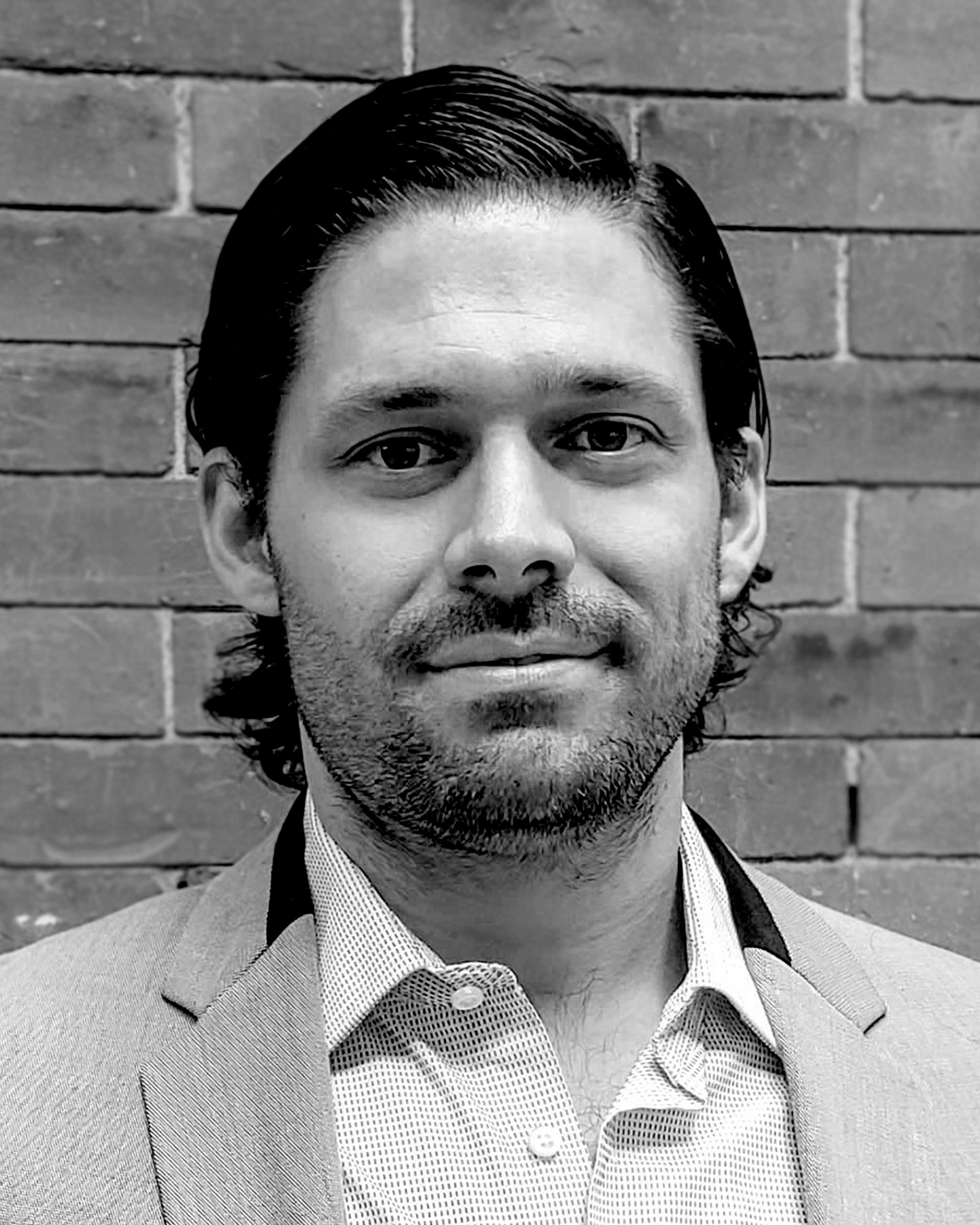 Headshot of Diego García