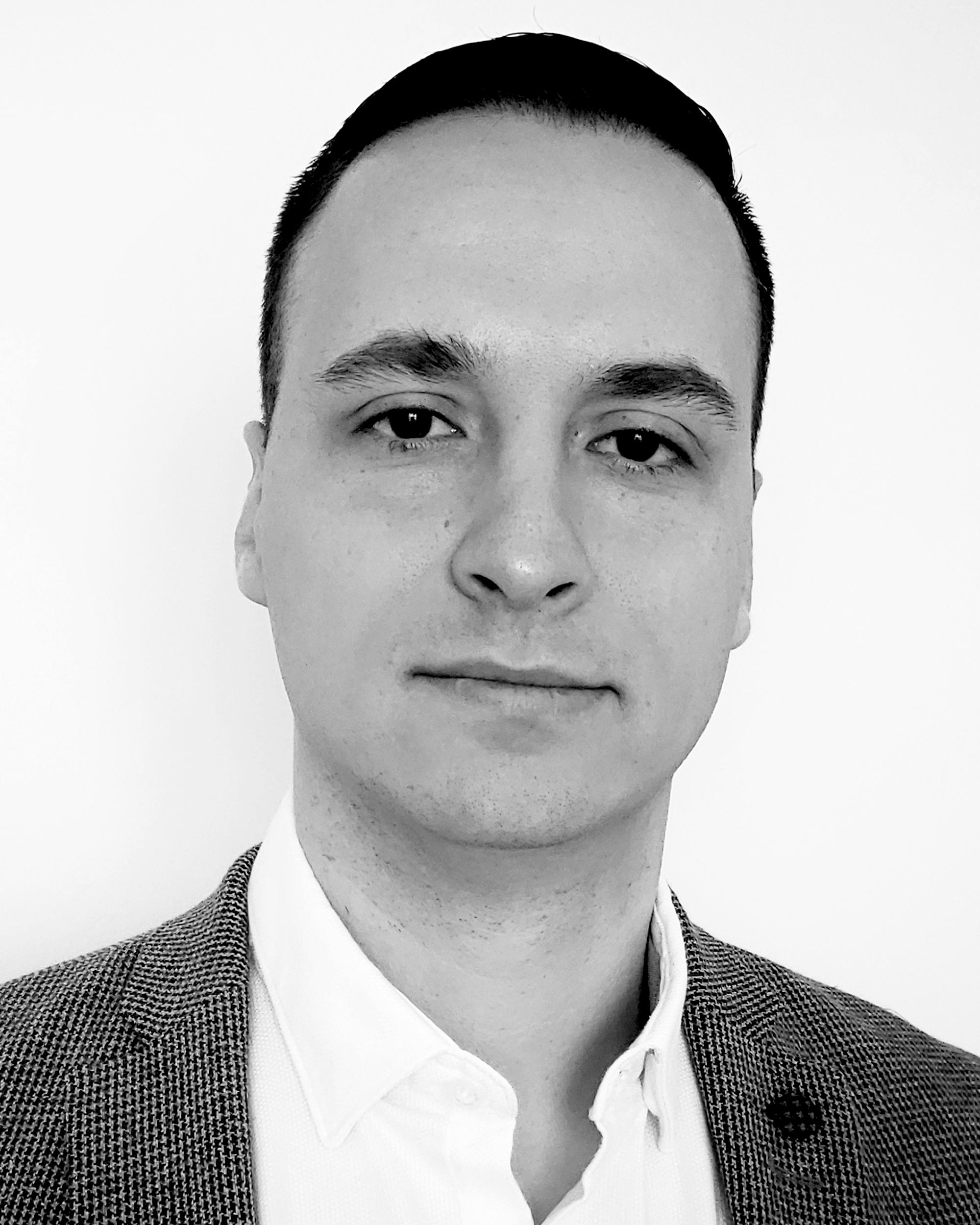 Headshot of Ilija Todorovic