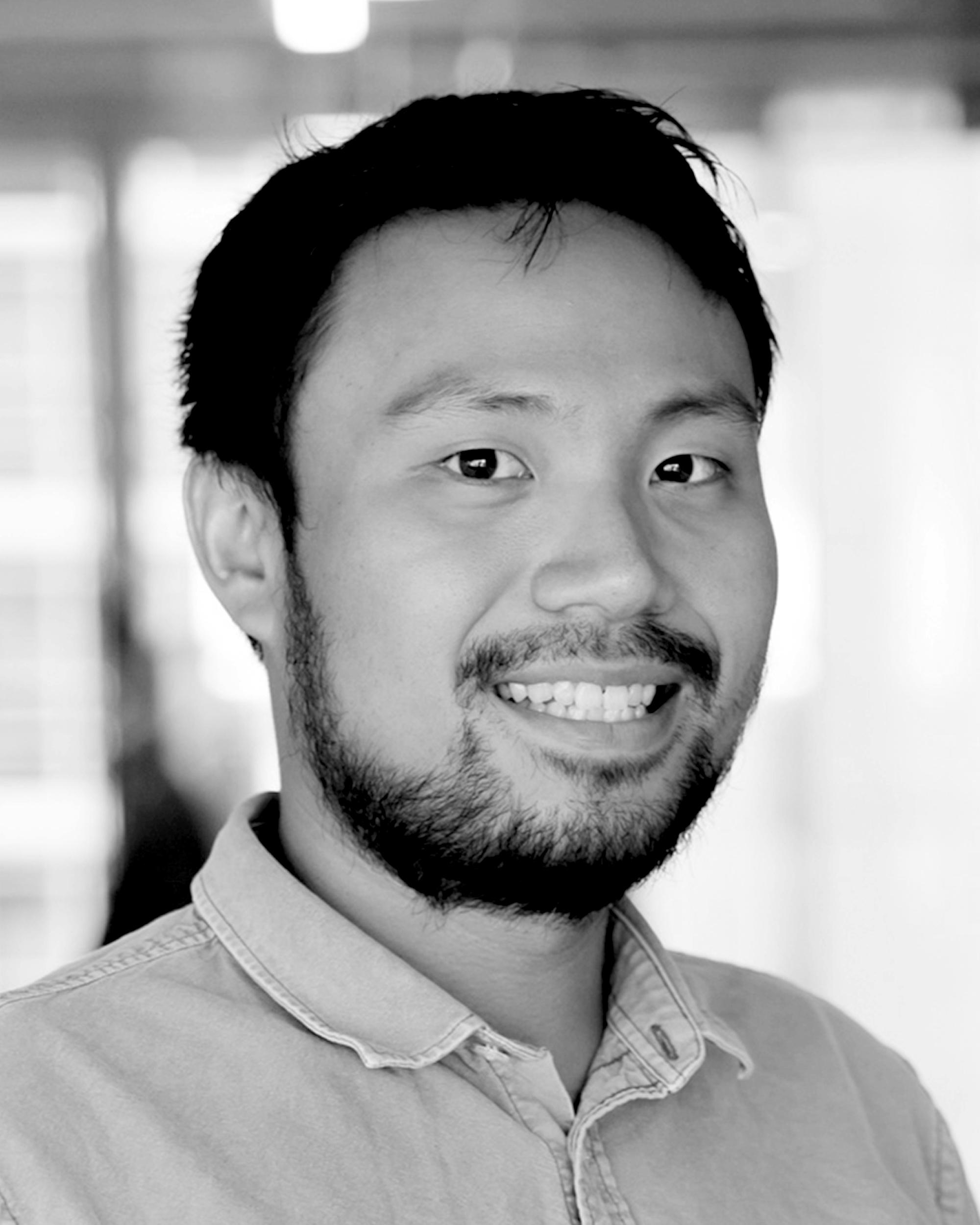 Headshot of Marc Tan