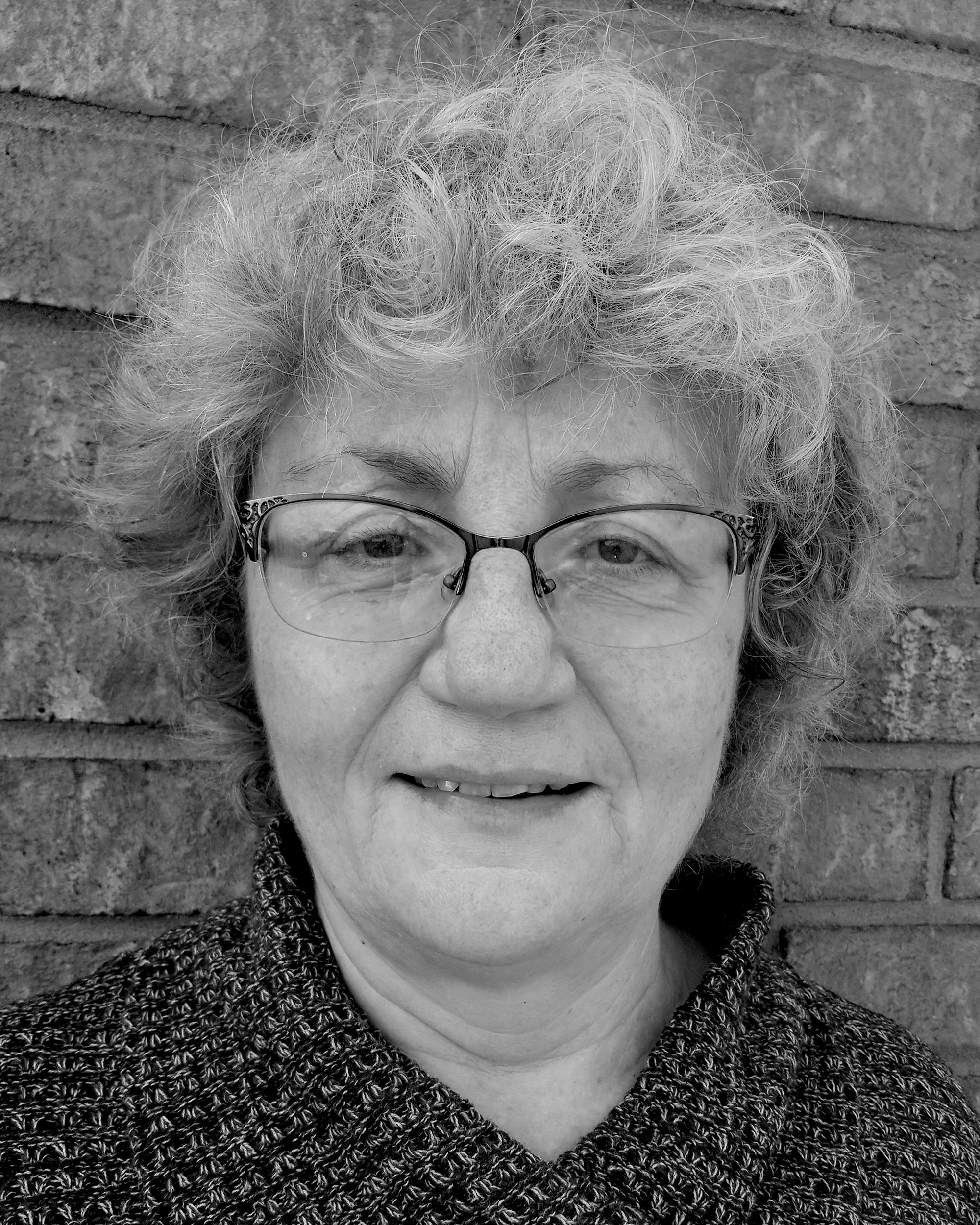 Headshot of Marie Seupersadsingh