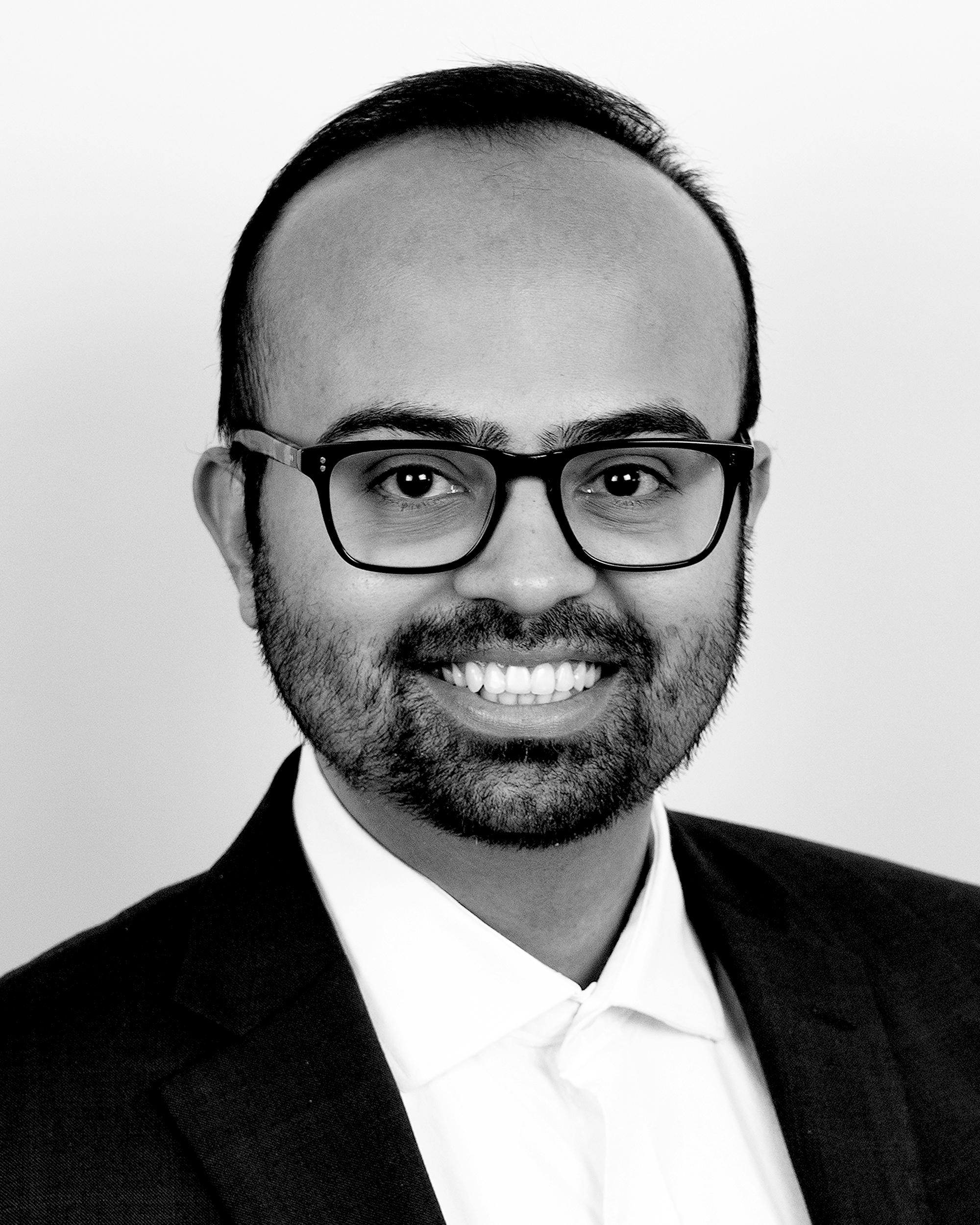Headshot of Rushabh Kadchhud