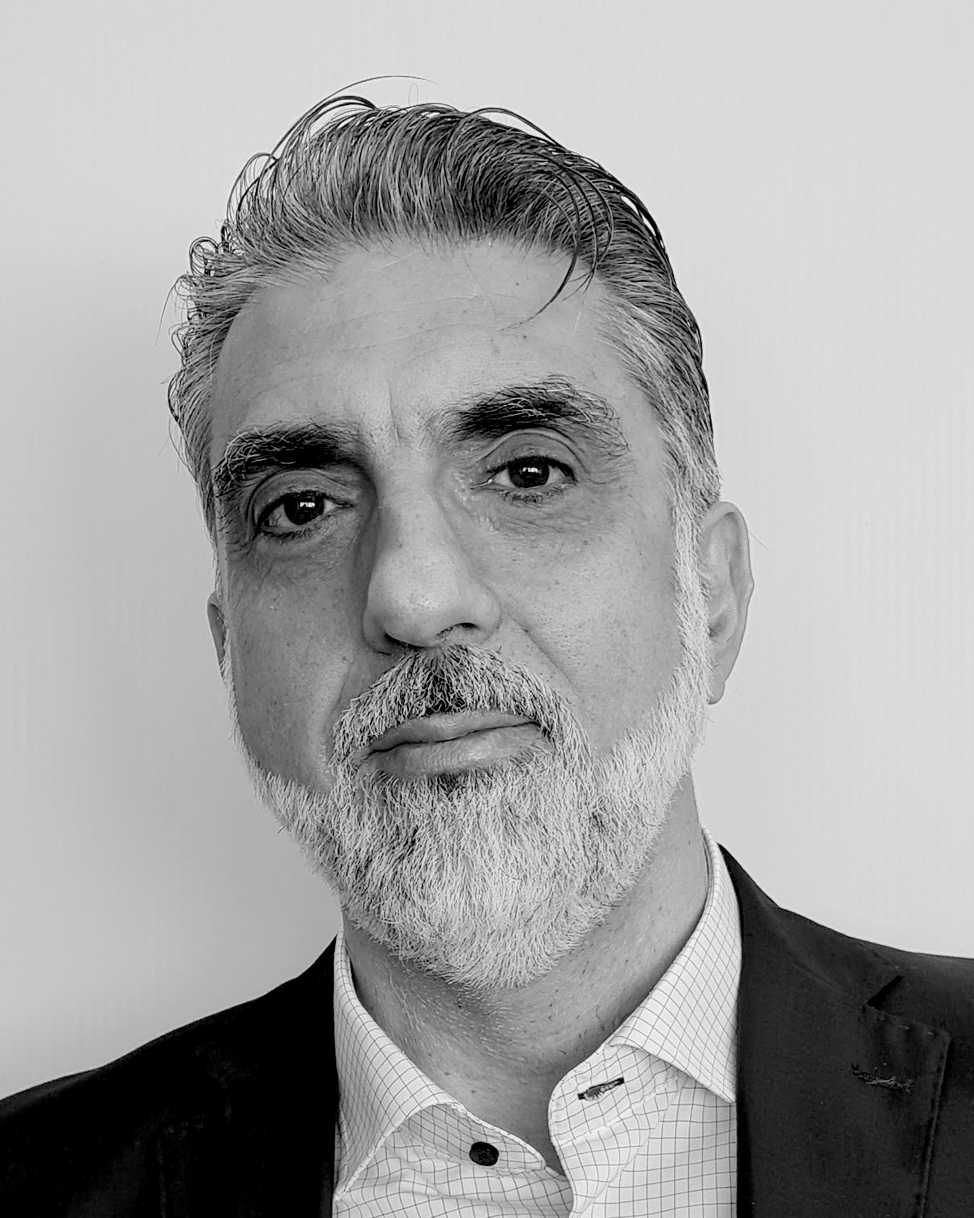 Headshot of Vasilis Gaitanidis