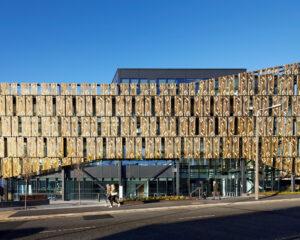 Sensor City building in Liverpool