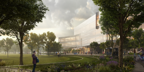 Ford Motor Company's new Research & Engineering Center