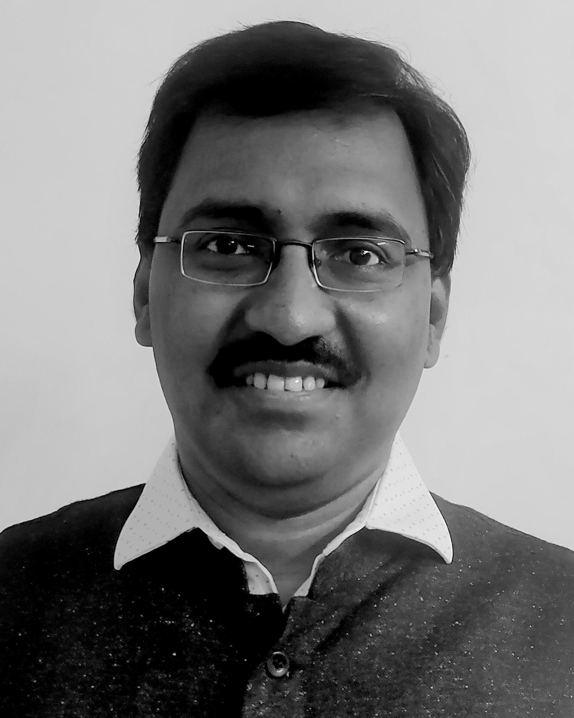 Headshot of Ramakrishna Paduchuri