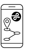TRANSIT routing icon thumbnail