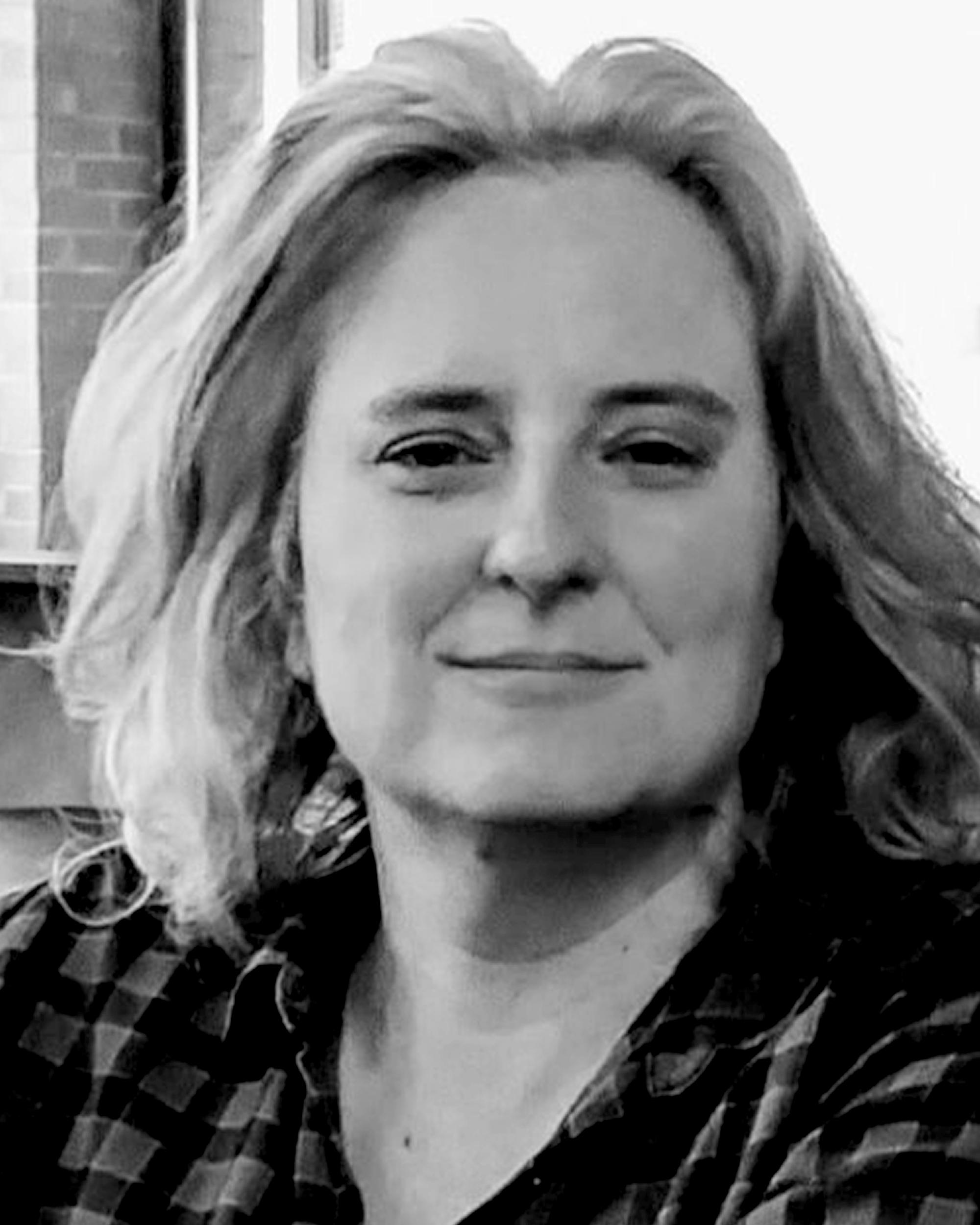 Headshot of Micheline Azmier P.M.P.