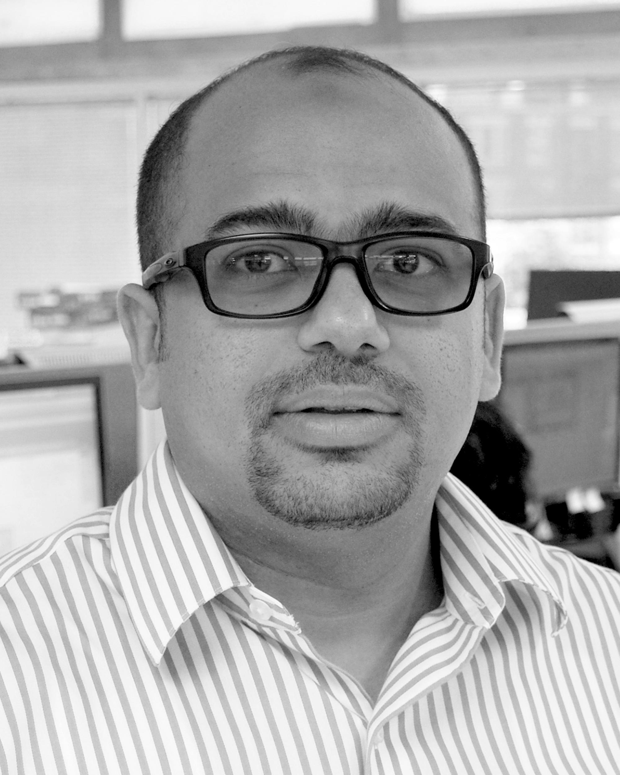 Headshot of Nabil Sallam