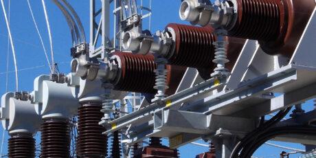 Energy plant exterior