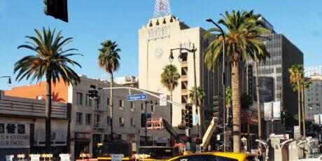 Los Angeles' Curbside