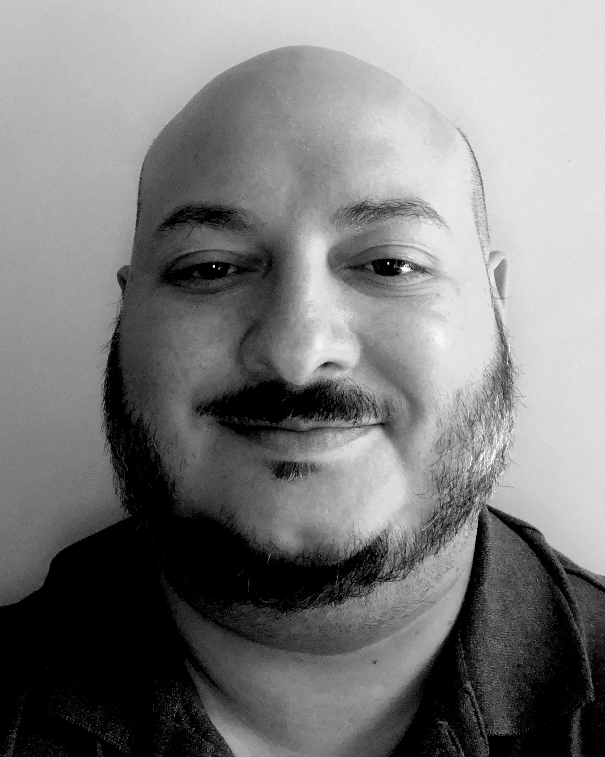 Headshot of Giulio Cescato